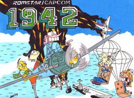 Ed, Edd n Eddy (1942) (Capcom) by jajuruns90rebels