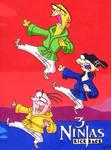 Ed, Edd n Eddy (3 Ninjas Kick Back)