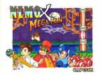 Little Nemo X Mega Man by jajuruns90rebels