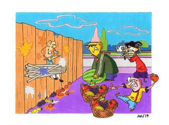 Ed, Edd n Eddy - If It Smells Like an Ed 2 by jajuruns90rebels