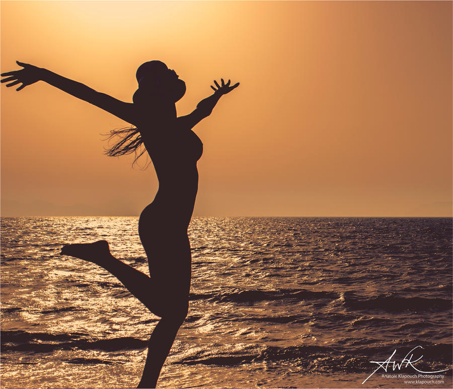 Sun dance II by klapouch