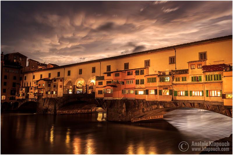 Ponte Vecchio by klapouch