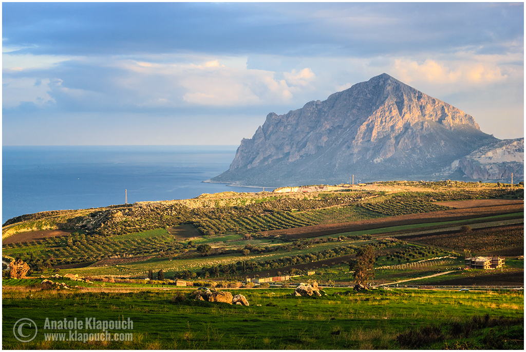 Monte Cofano by klapouch
