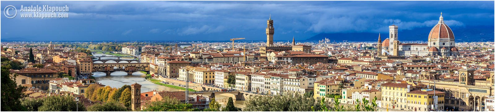 Firenze Panorama by klapouch