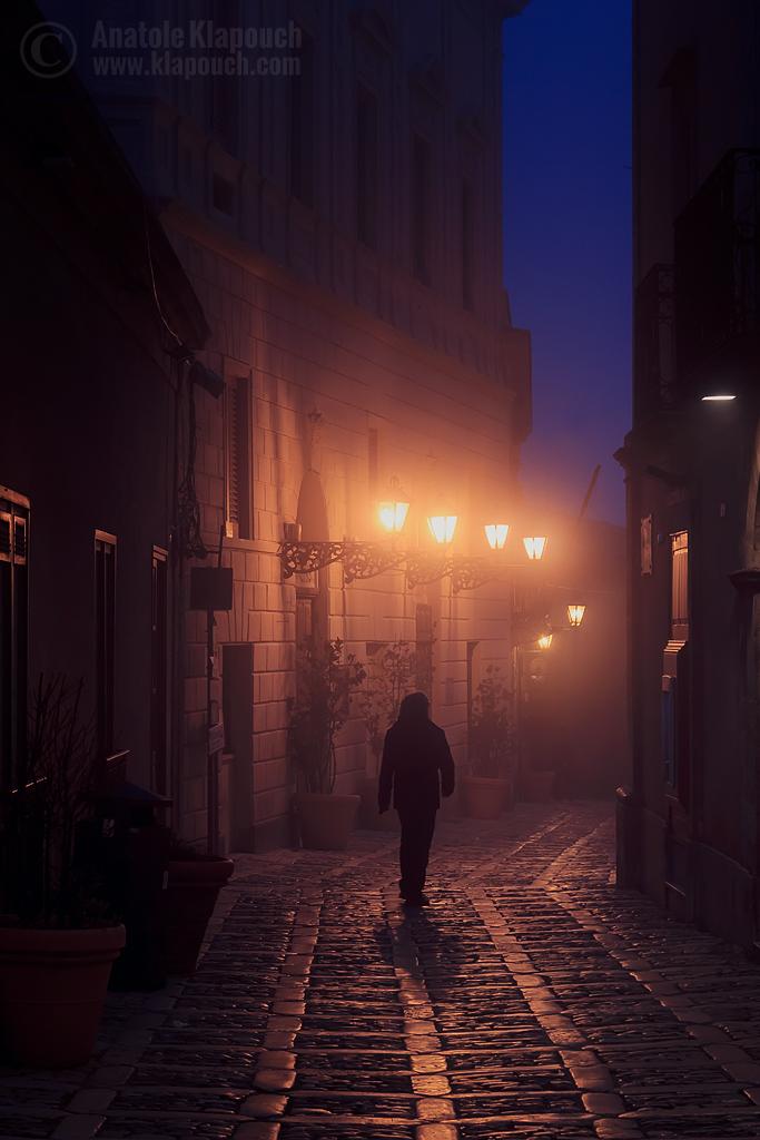 Misterios da meia-noite II by klapouch