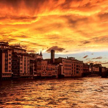 Golden Firenze II by klapouch
