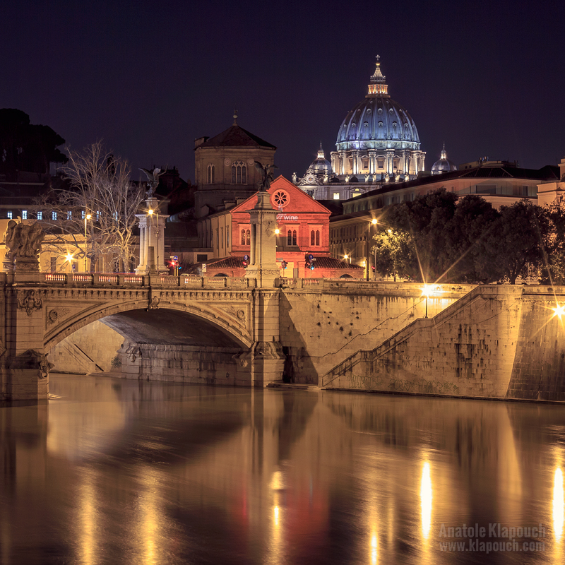 Tevere by klapouch