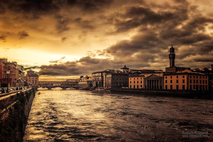 Vecchia Firenze by klapouch