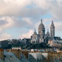 Sacre Coeur by klapouch