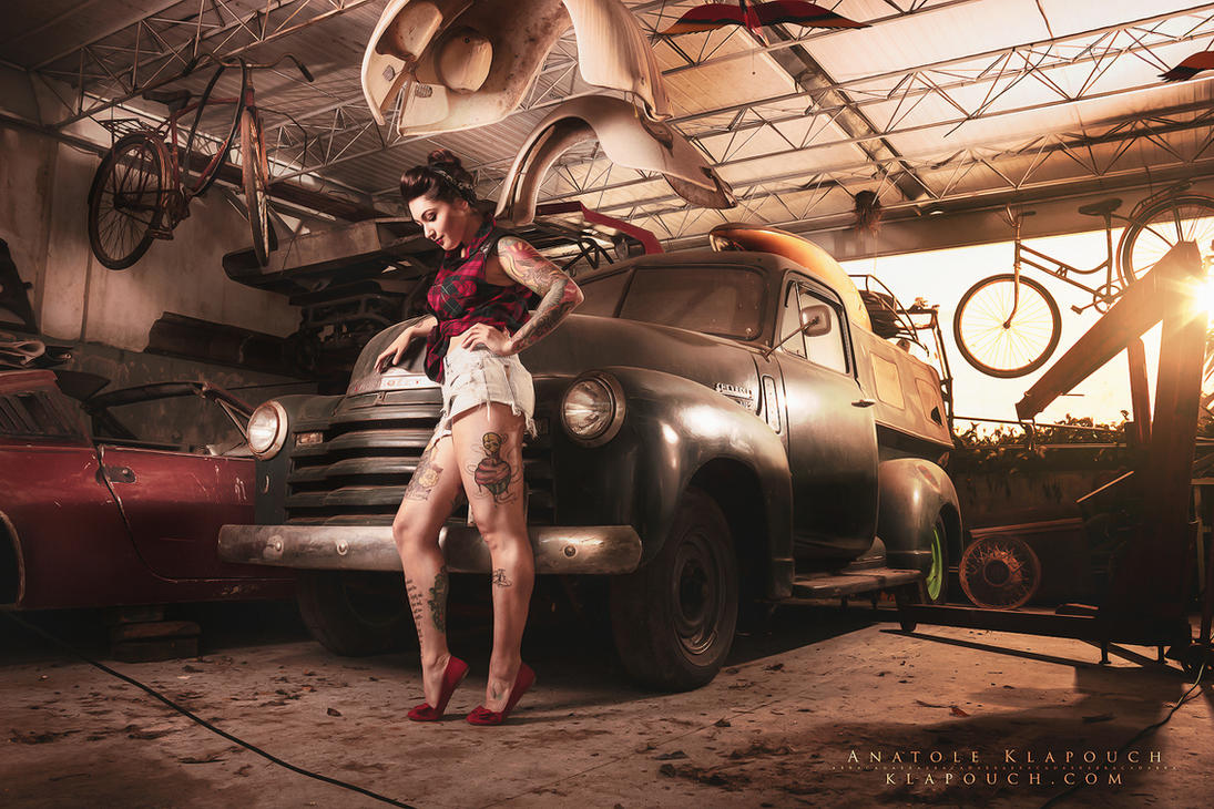 Chevrolet 3100 (I) by klapouch