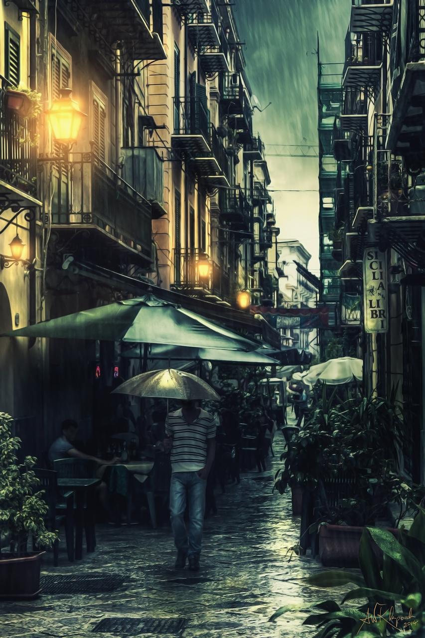 Dark Palermo by klapouch