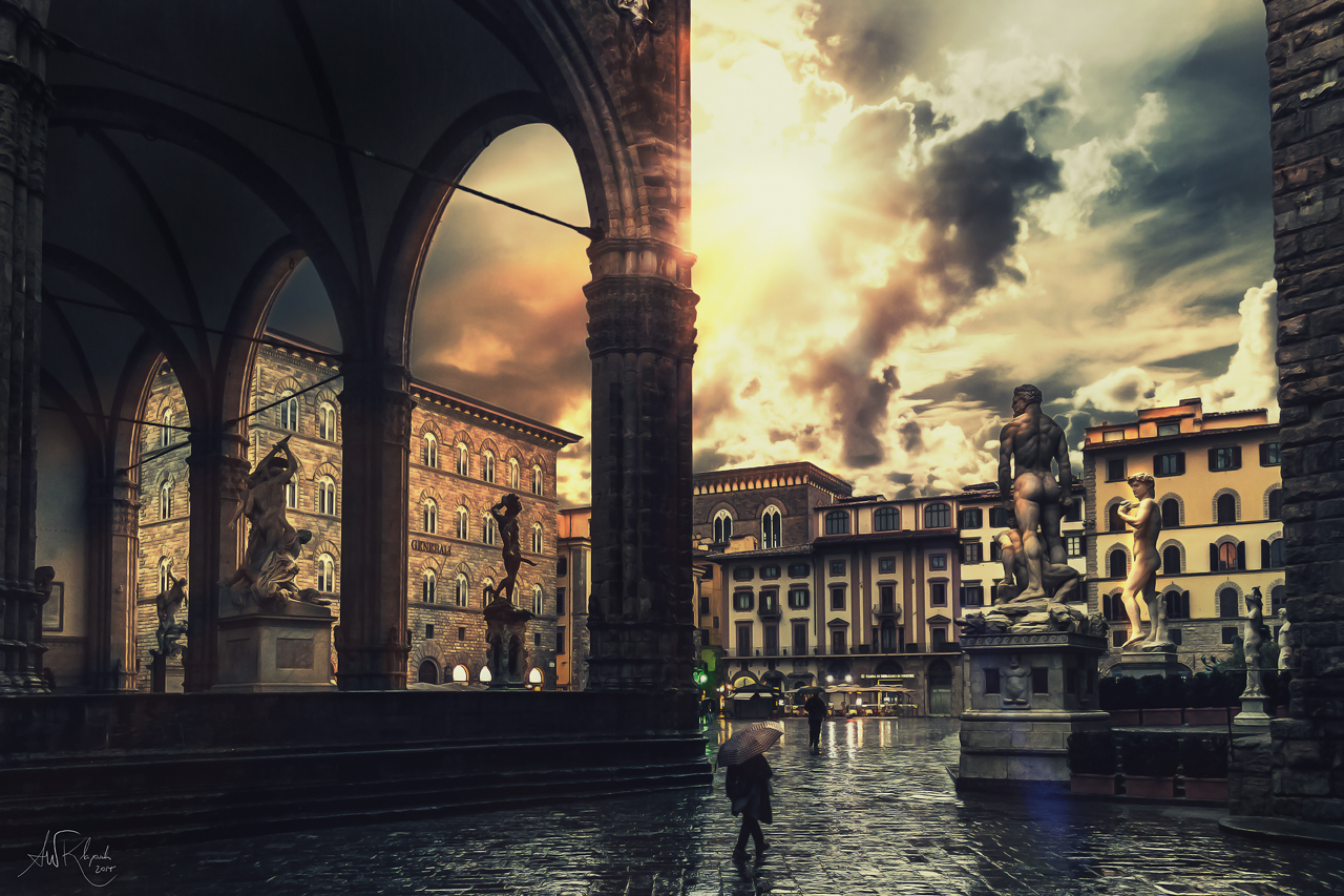 Dark Firenze by klapouch