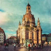 Frauenkirche Dresden by klapouch