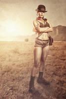 Steam Mad Desert Punk Raider by klapouch