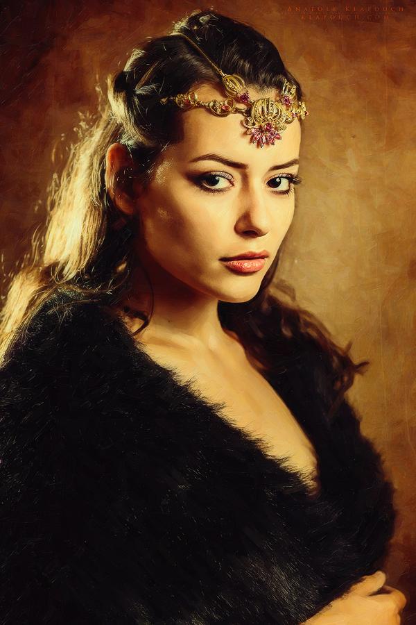 Princess by klapouch