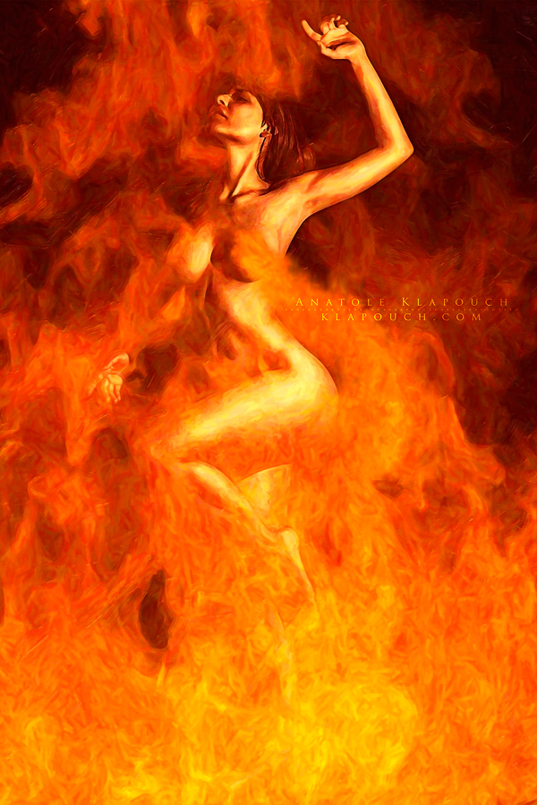 Feuer by klapouch