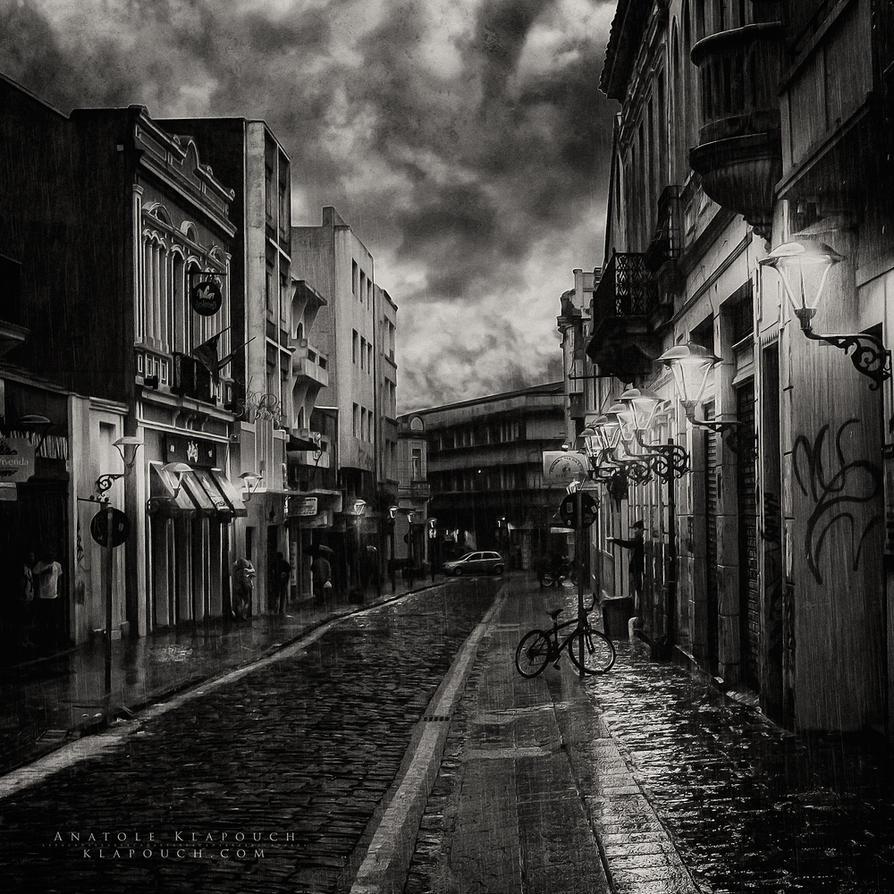 Rain by klapouch