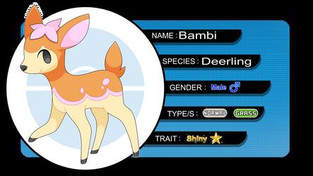 [SL] Bambi