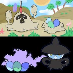 [SL] Spooky Eggs
