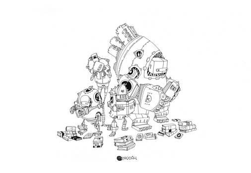 Books 4 Robots