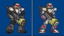 Advent Infantry Trooper..