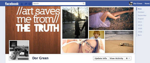 Collage Facebook CoverPhoto