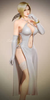 DEAD OR ALIVE - Helena - Lady in White