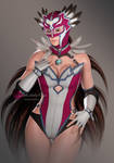 TEKKEN Tag Tournament 2 - Julia Chang Masked by SabishikuKage