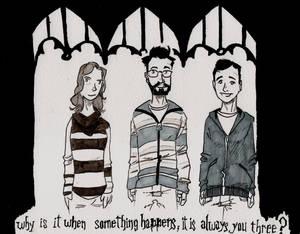 Harry Potter Students
