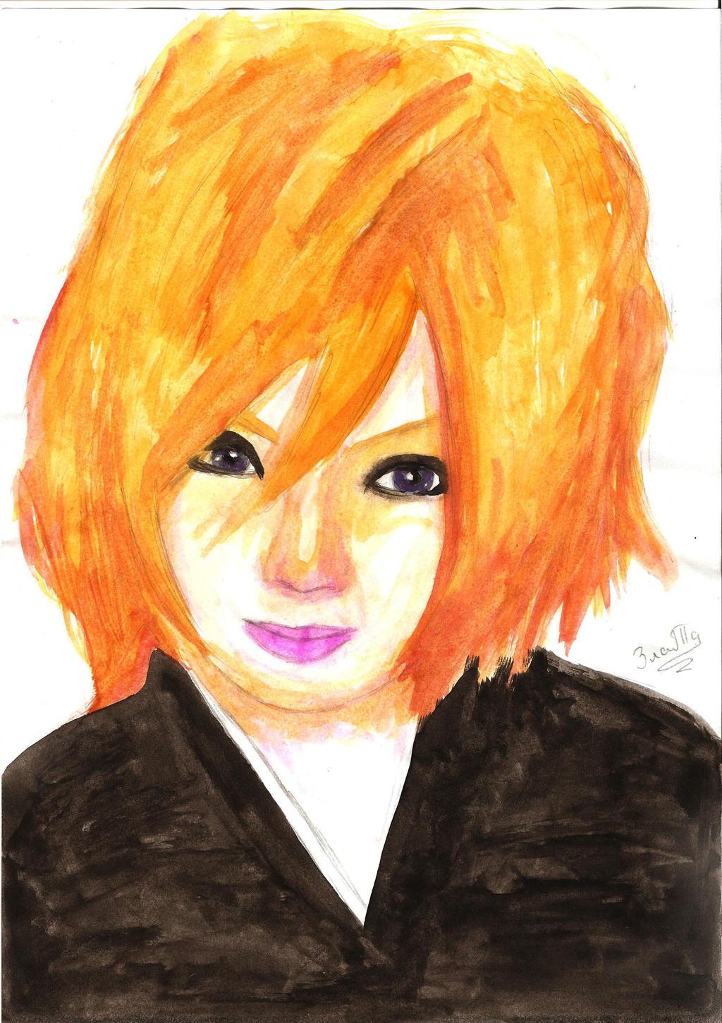 Kiryuin Sho by GoldenYume