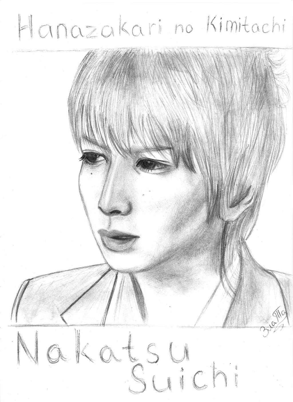 Nakatsu^^Suichi by GoldenYume
