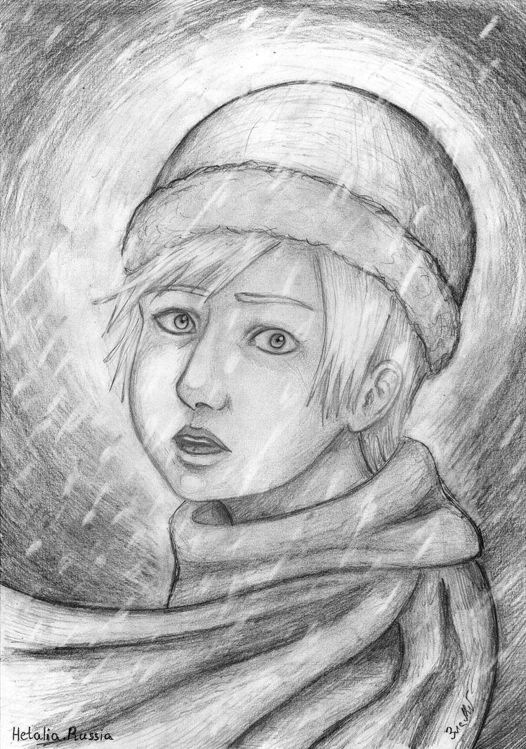Hetalia_Little_Ivan by GoldenYume