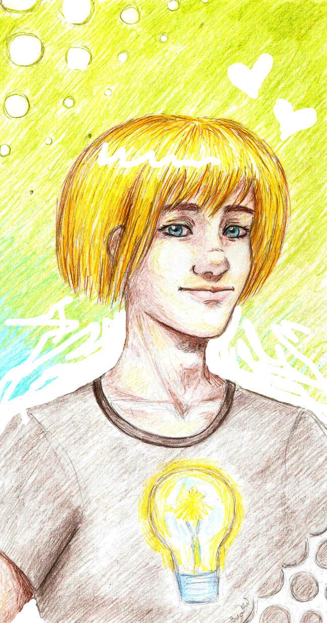 Armin by GoldenYume
