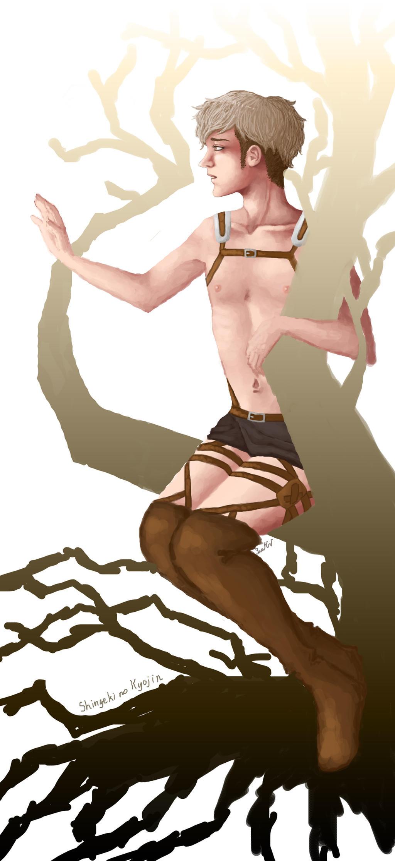 Jean (Shingeki no Kyojin) by GoldenYume