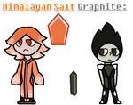 Himalayan Salt and Graphite