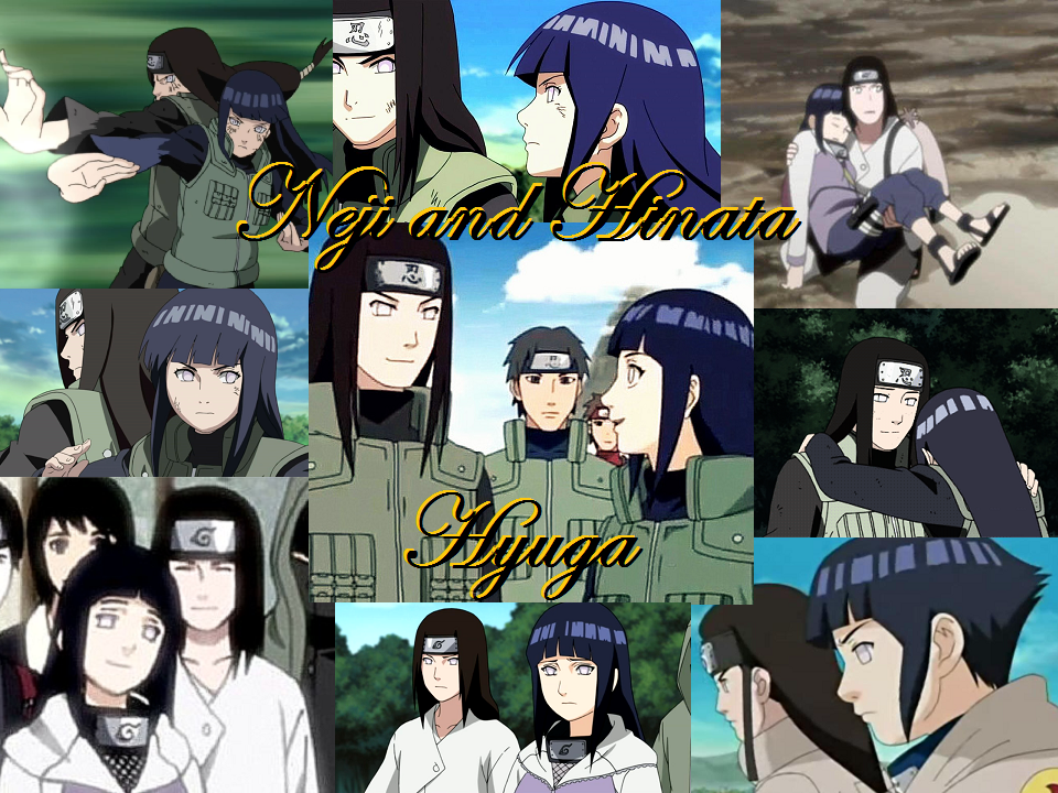neji and hinata relationship