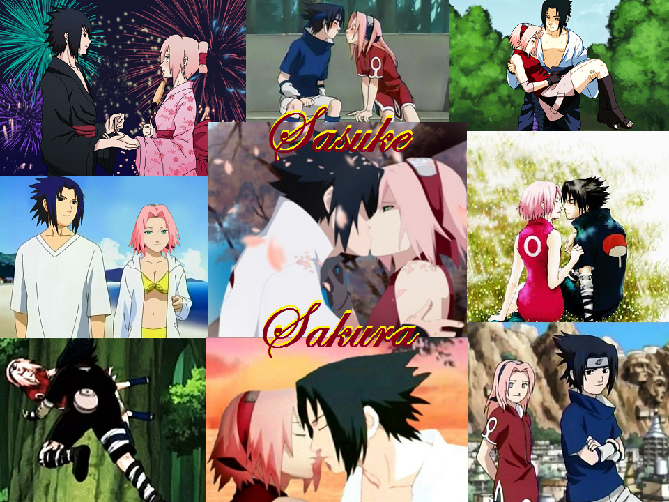 REQUEST: Sasuke and Sakura by Lady1Venus