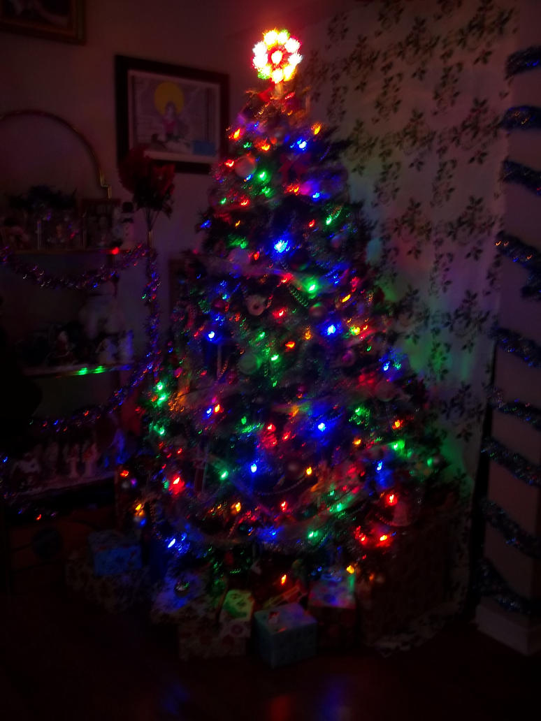2014 Christms Tree by Lady1Venus