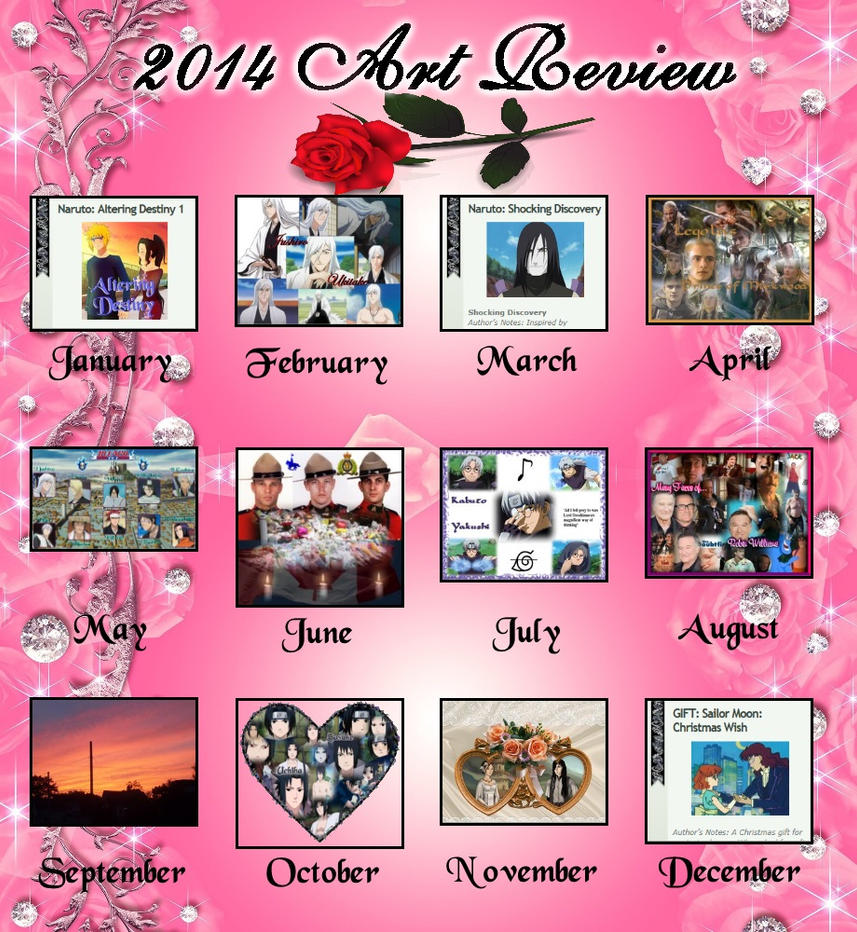 2014 Lady1Venus Art Review by Lady1Venus