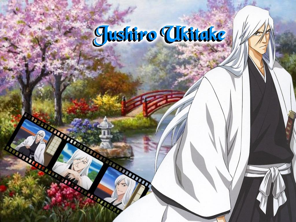 Jushiro Collage by Lady1Venus