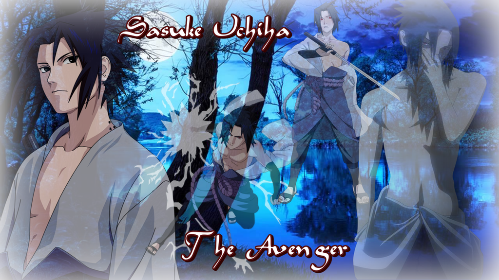 REQUEST Sasuke Uchiha Wallpaper By Lady1Venus