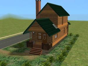 SIMS2: Mini House
