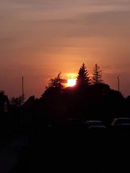 Sunset Oct 10, 2020