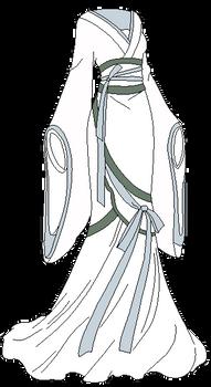 Sanya's Wedding Kimono