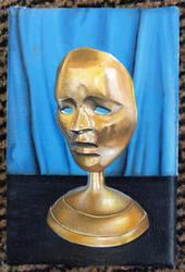 Golden Mask Still Life