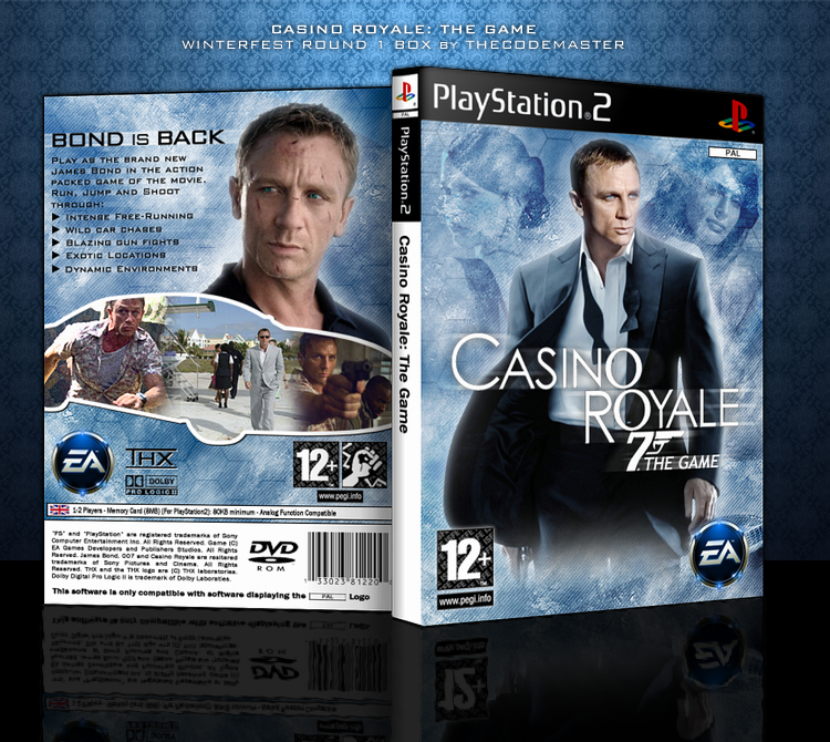CASINO ROYALE GAMES