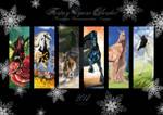 Win 2014 Fantasy Equine Calendar from me!