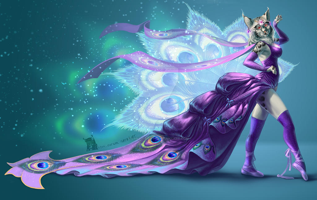 Secret Costume Concept by Lynx-Catgirl