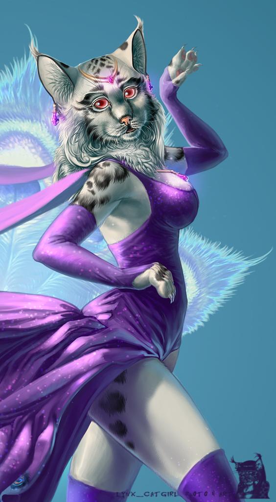 Lynx-Catgirl's Profile Picture