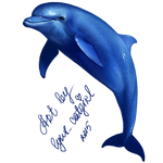 Dolphin for Archeage by Lynx-Catgirl